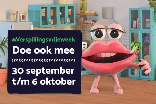 Verspillingsvrije week in september
